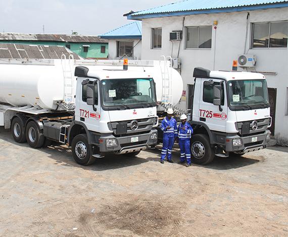TSL truck Dirver 2