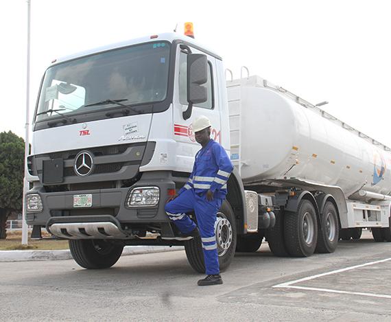 TSL truck Dirver